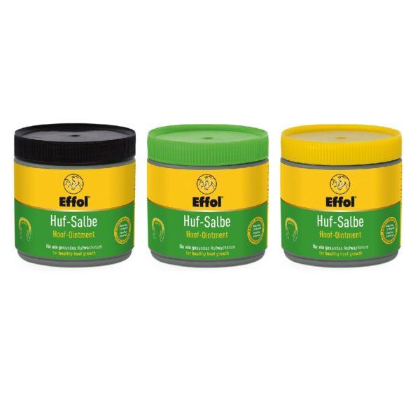 GRASSO PER ZOCCOLI HUF-SALBE EFFOL 500 ml