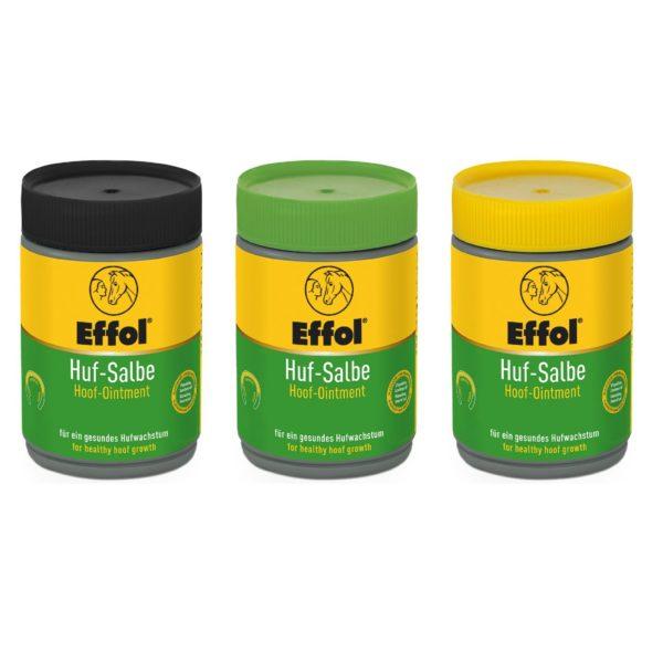 GRASSO PER ZOCCOLI HUF-SALBE EFFOL 1000 ml