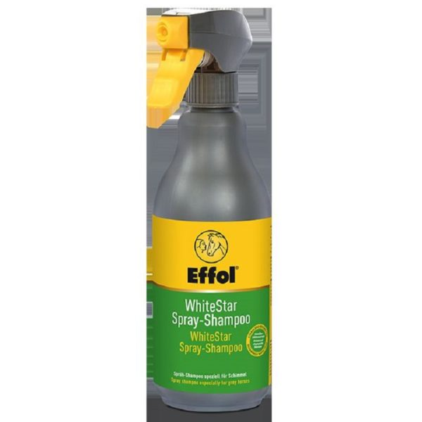 SHAMPOO WHITE-STAR SPRAY-SHAMPOO EFFOL 500 ml
